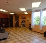 A picture containing floor, indoor, ceiling, window