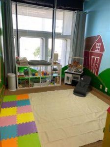 A picture containing indoor, floor, window